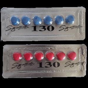Vega Cobra 6lı Mavi-Kırmızı 130 mg 3 Adet