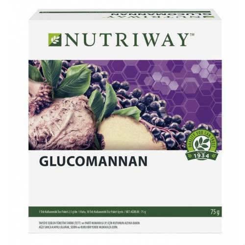 Amway Nutriway Glucomannan