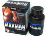 Maxman 2 Sertleştirici 30 Kapsül Orijinal