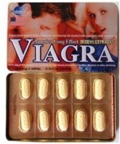 Amerikan Viagra Teneke Kutu 10lu